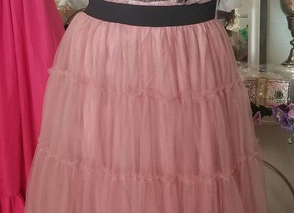 Tulle Skirt Why