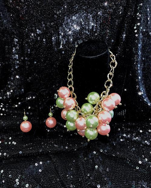 Pearlpalooza Necklace Set