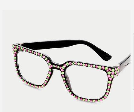 Swarovski Crystal Frames-P&G