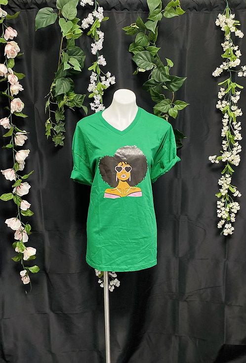 Pretty Girl Tee (Regular Sizes)