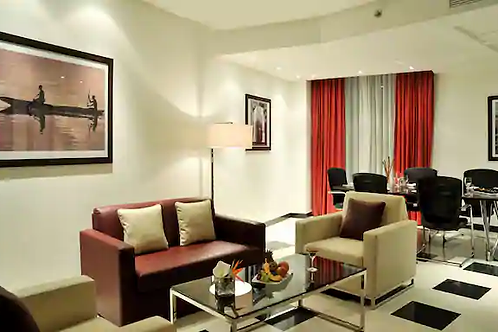 Executive Room with Lounge Access