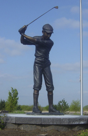 """The Golfer: In memory of Luther """"Oakie"""" Payne"""