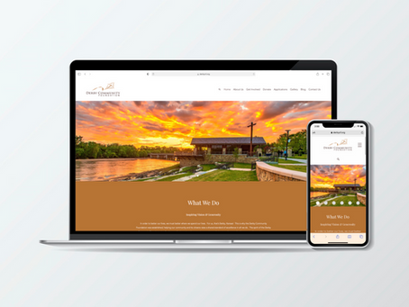 Check our our New Website!