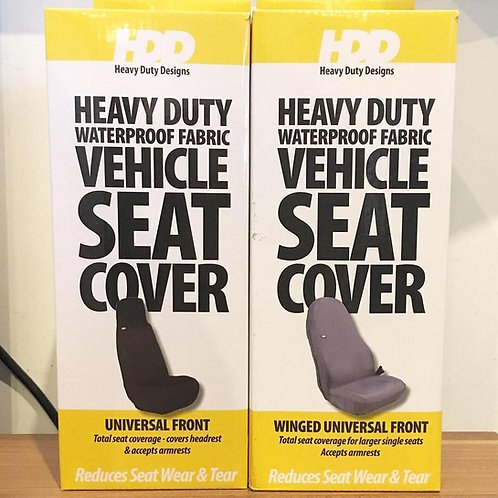 WINGED HEAVY DUTY SEAT COVER