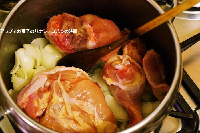 チキン煮込み