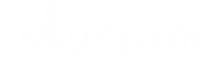 Aurium Logo - White