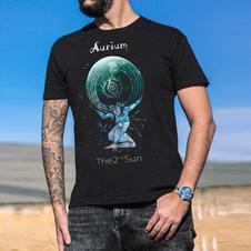 "AURIUM ""THE SECOND SUN"" T-SHIRT"