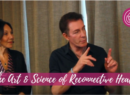 Heal Yourself Through Reconnection  (Interview with Jillian Fleer & Dr. Eric Pearl)