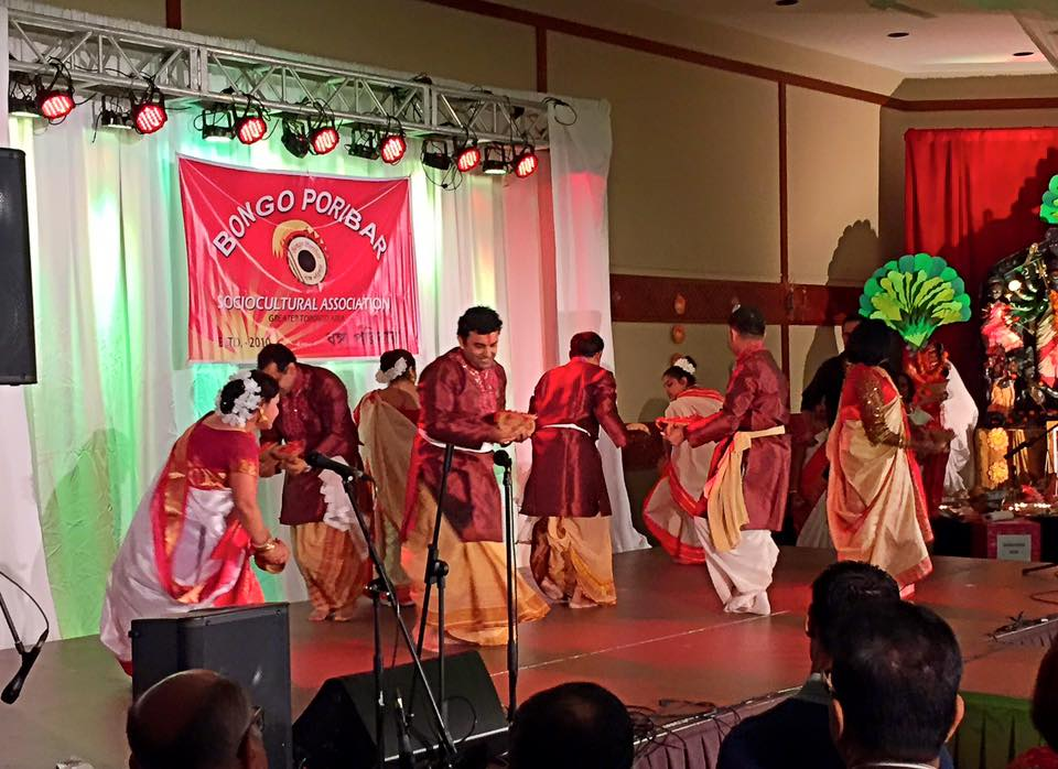 Dhunichi Naach-  TraditionalDance