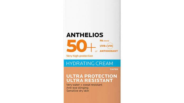 La Roche-Posay Anthelios Tinted Hydrating Cream SPF50 50ml