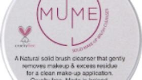 MUME Solid Brush Cleanser