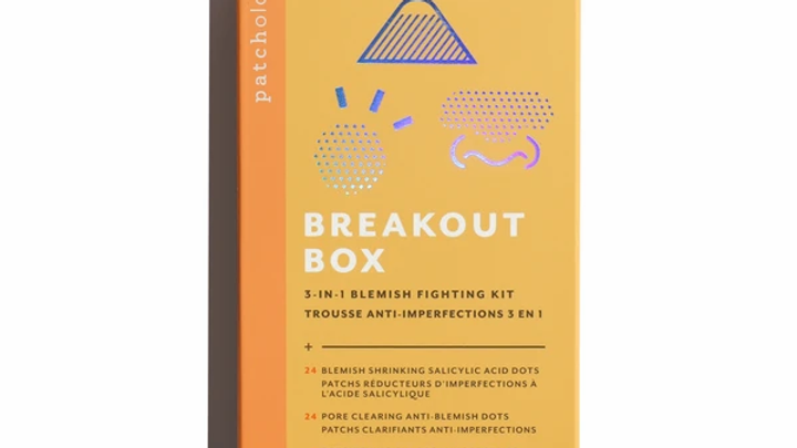 Patchology Breakout Box 3 in 1 Blemish Fighting Kit