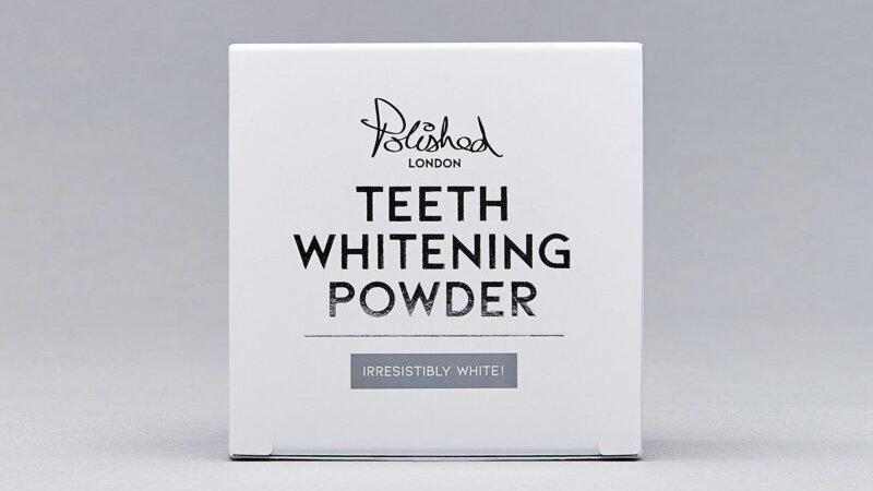 Polished London Teeth Whitening Powder Irresistibly White