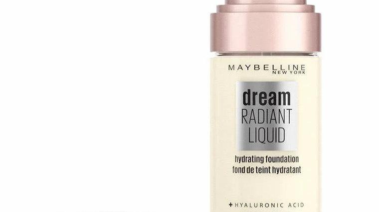 Maybelline Dream Radiant Liquid Hyaluronic Acid + Collagen 30ml