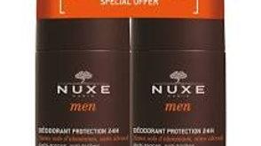 Nuxe Men 24Hr Protection Deodorant.