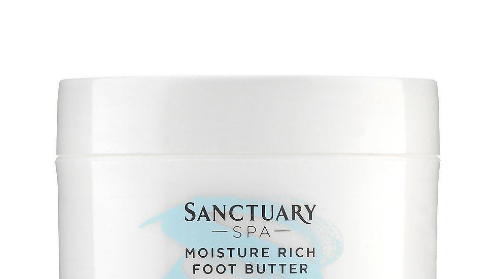 Sanctuary Spa Moisture Rich Foot Butter 100ml