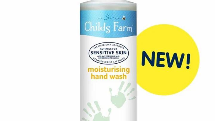 Childs Farm Moisturising Hand Wash 250ml