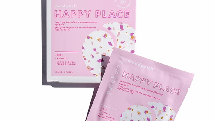 Patchology Happy Place Moodpatch 5 Pairs