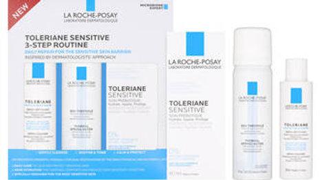 La Roche-Posay Toleraine Sensitive 3 - Step Routine