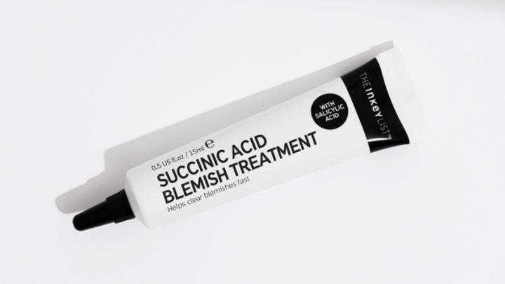 The INKEY List Succinic Acid Blemish Treatment