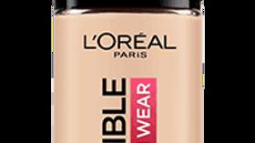 L'oreal Infaillible 24Hr Fresh Wear Liquid Foundation 30ml