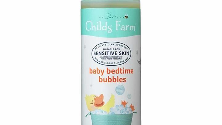 Childs Farm Baby Bedtime Bubbles 250ml
