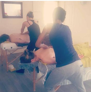 Les Formations Massages Bio Origin'elle Centre Bien-être Orléans Saint Jean de la Ruelle