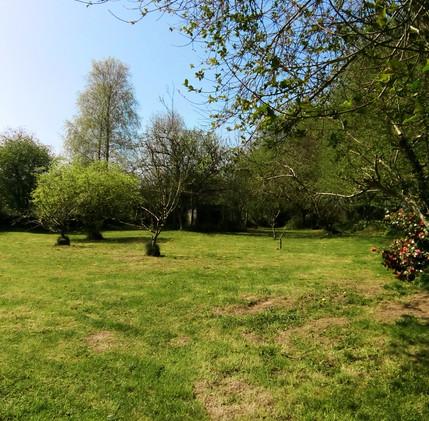 Le Jardin de l'Espace Sankara