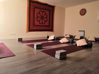 Salle yoga