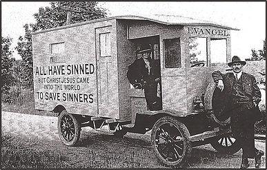 Alta Bates Evangelical Wagon