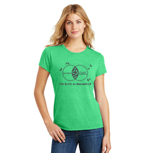 Ladies The Birth of Beekeeping Tee