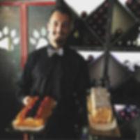 Emanuel Serre, Cook at Chat Noir