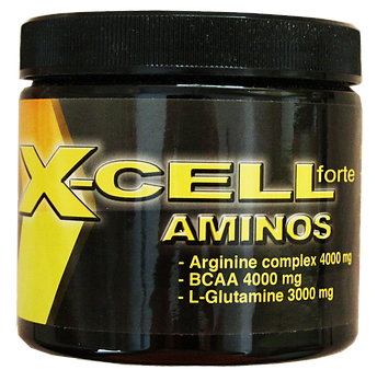 x-cell amino forte
