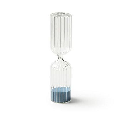 Large Kumachi sand timer - Blue