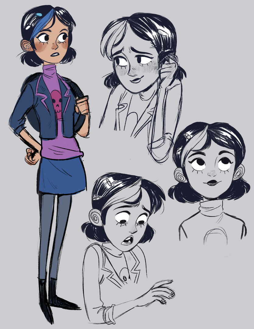 Claire-Trollhunters