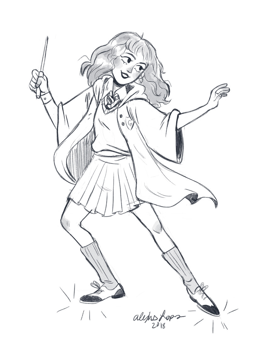 Hermione Commission!