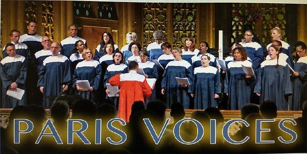 Choeur Paris Voices
