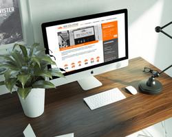 Risk Solutions - Création site web
