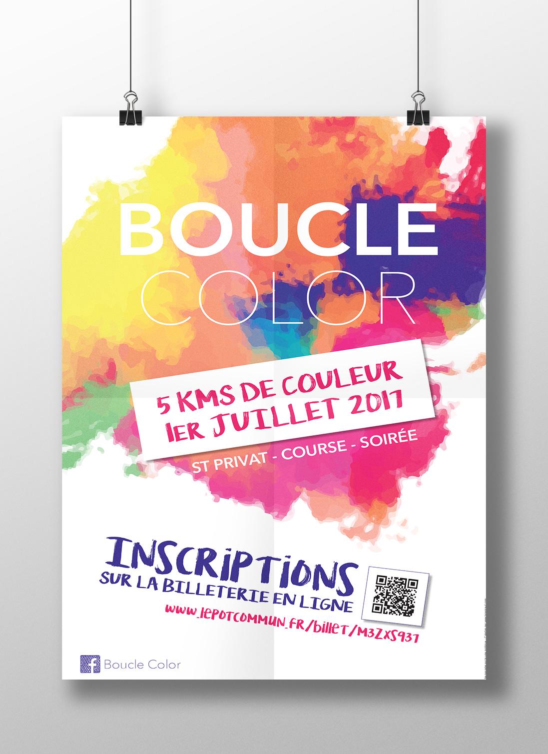 Boucle Color