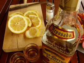 Drink Tequila to Lose Weight