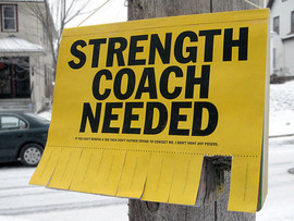 I am a Strength Coach not using Theories to Shape my Training!!!!