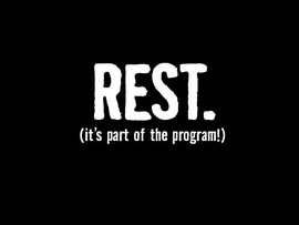 To Rest or not To Rest