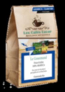 Café Guatemala Bio - Le Gourmand