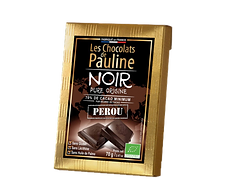 Tablette chocoat noir - Perou