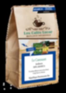 Café République Dominicaine Bio - Le Caressant