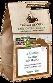 Café arabica - Le Courtois
