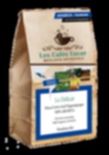 Café Honduras Bio - Le Délicat