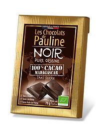 Les chocolats de Pauline par les cafes lucor