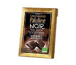 Tablette de chocolat pure origine