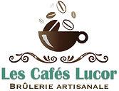 Logo Les Cafés Lucor brûlerie artisanale La Flèche Sarthe